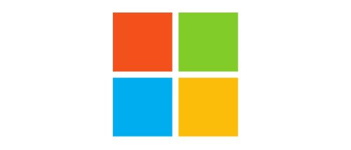 Microsoft 1d Logo