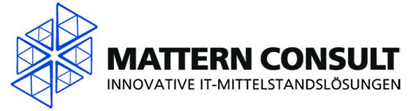 Mattern Consult GmbH Retina Logo